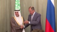 Saudi Arabia's foreign minister insists that Riyadh's position on Syria remains unchanged saying that there is no place for Assad in the future of...