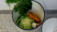 SLO MO T/L Saving Still Edible Food (Reverse Motion)
