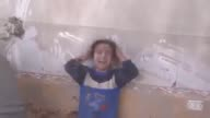 This video montage of archive footages taken in Syria in 2016 shows Syrian children who were affected by the attacks of Assad regime forces and its...