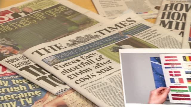 Scandinavian papers ban April Fools' Day over 'fake news' concerns Scandinavian papers ban April Fools' Day over 'fake news' concerns London INT...