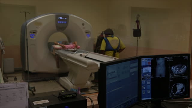 CT-Scanner.