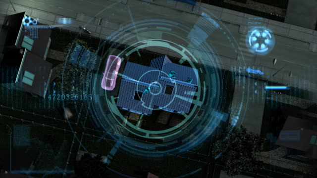 Scansione Vista satellitare