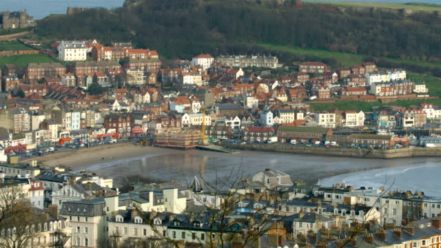 Scarborough From Olivers Mount