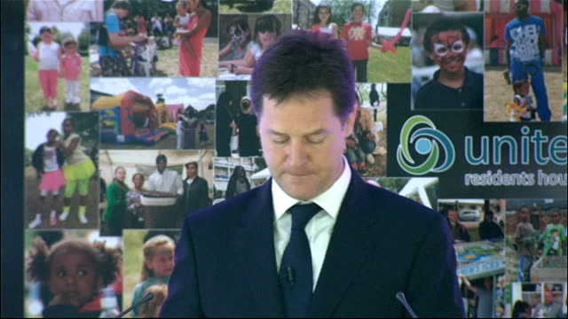 Nick Clegg speech Clegg speech SOT Clearly race inequality is morally unacceptable We have an ethical duty to tackle it But there is an economic...
