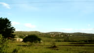 Scenic views of rural area, KwaZulu Natal, South Africa