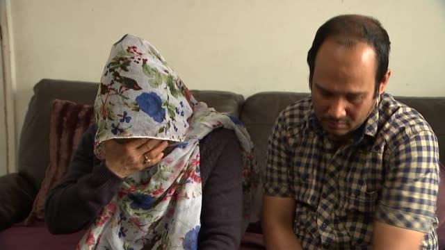 Schoolboy death from asthma during school detention Ferdusi Zaman interview SOT [Emotional]