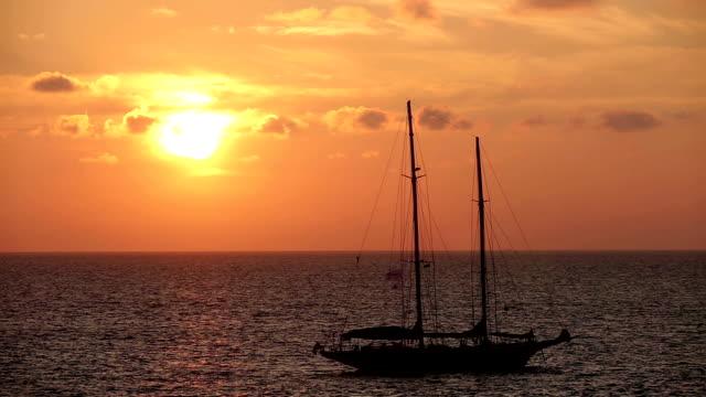 Schooner Sailboat