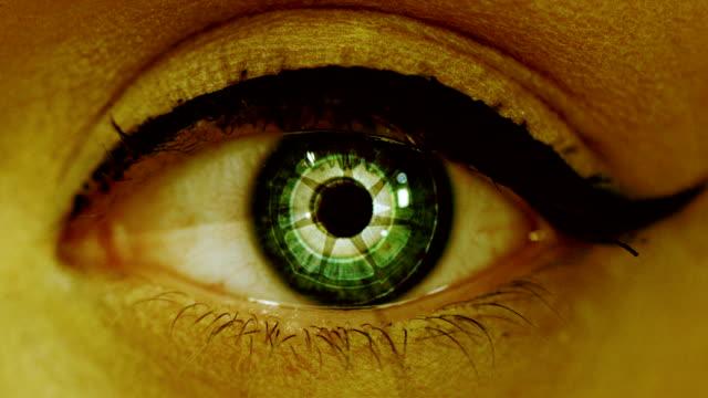 sci fi eye
