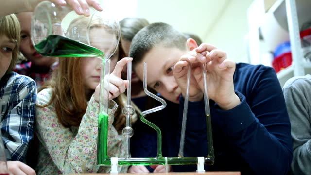 science-Klasse