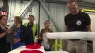 Scientists in Grenoble France are preparing to compare ice cores extracted from the Alps and the Andes mountains to better understand the history of...
