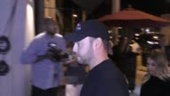 Scooter Braun outside Craig's Restaurant in West Hollywood in Celebrity Sightings in Los Angeles
