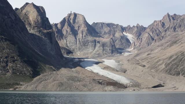 Scoresby Sound landscape