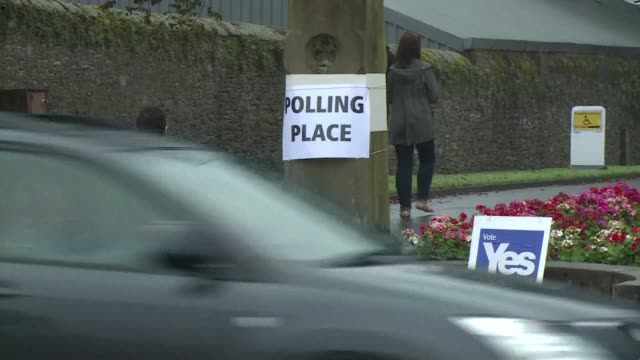 Scotland voted Thursday in an epic independence referendum that could break up the centuries old United Kingdom and create Europes newest state since...