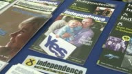 Scotlands ruling Scottish National Party crowns a new leader who vowed to continue the fight for independence despite defeat in Septembers referendum