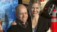 Scott Hamilton and wife Tracie Robinson at the 'Blades of Glory' Premiere at Grauman's Chinese Theatre in Hollywood California on March 28 2007