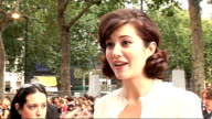'Scott Pilgrim vs the World' premiere Mary Elizabeth Winstead interview SOT On her character in the movie / What women love about Michael Cera /...