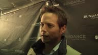 Scott Wolf at the 2006 Sundance Film Festival The Secret Life of Words Premiere at the Eccles Theatre in Park City Utah on January 26 2006