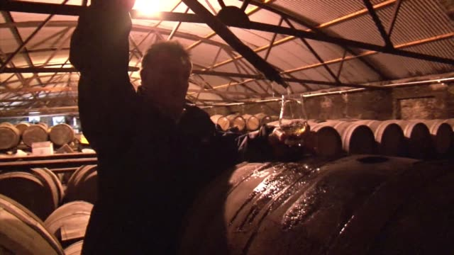A Scottish distillery has managed to make the strongest whisky in the world at 90 percent Islay Strathclyde Region United Kingdom