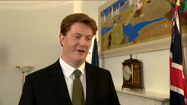 Danny Alexander interview s Alexander interview SOT I'm being completely honest that a currency union isn't going to happen / only way to keep the...