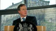 David Cameron speech David Cameron speech continued SOT From Waterloo to the Second World War our servicemen and women have fought and won together...
