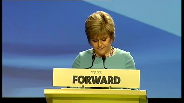 SNP Spring Conference Sturgeon speech Nicola Sturgeon MSP speech SOT Fellow nationalists We gather here in Aberdeen today with just over five months...