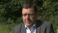 Scottish Labour leader Kezia Dugdale resigns Location unknown Colin Smyth MSP interview SOT