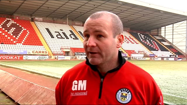 Gus MacPherson receives December Manager of the Month Award Gus MacPherson interview SOT