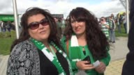 Rangers meet historic rivals Celtic for first time since their financial collapse Celtic stadium Football fans towards chanting Celtic football fans...