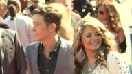Scotty McCreery and Lauren Alaina at the Fox's 'American Idol 2011' Finale Results Show at Los Angeles CA