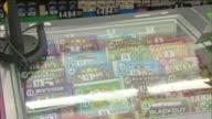 KTLA Scratchoff Lotto Tickets