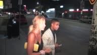Scream Queens cast leaving Nice Guy Nightclub in Hollywood in Celebrity Sightings in Los Angeles