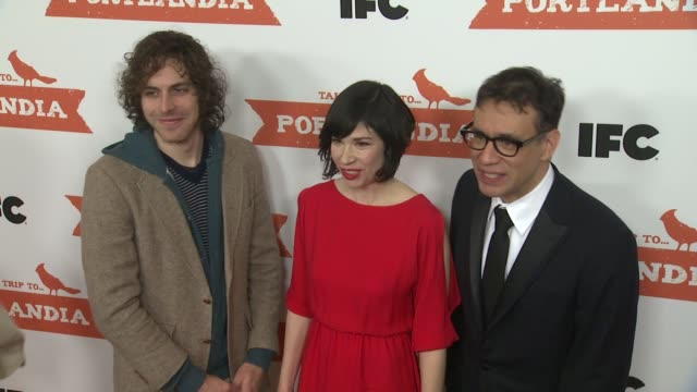 Screening Hosted by IFC Red Carpet New York NY United States 1/5/2012