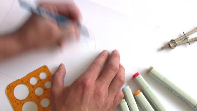 "Scribbling con matita"" HD"