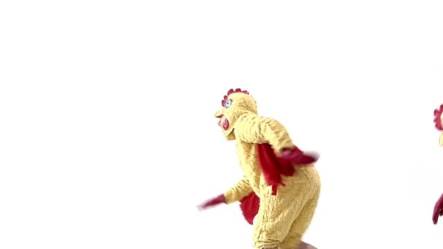 Scrolling Chicken