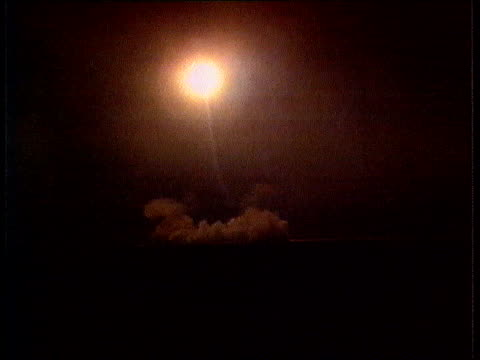 Scud missile shipment intercepted Unknown location Scud missile launched PULL OUT Another ditto