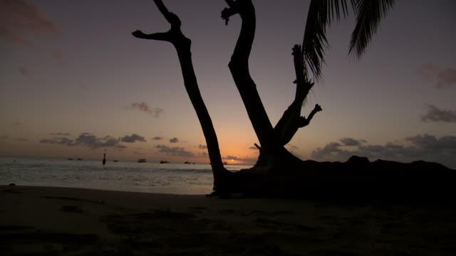 WS Sea and beach at sunset  / Brightown, Barbados