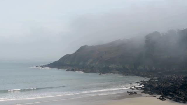 Sea Mist at Pointe de Plestin, Finistere
