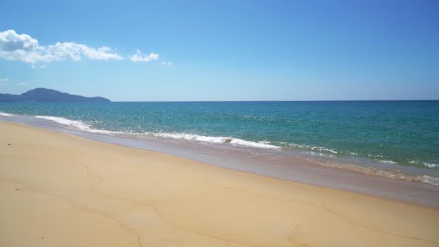 Sea on the beach