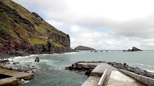 sea shore azores