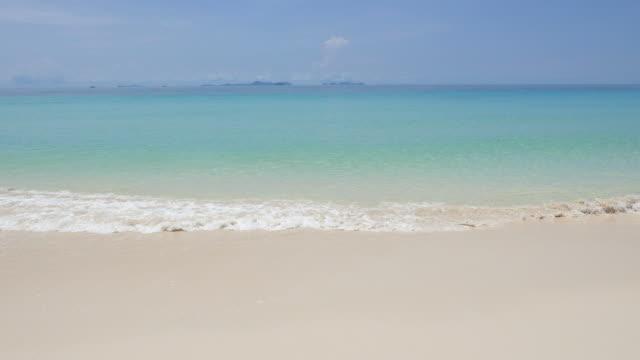 HD-Meer Welle am Strand