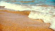 Meer Welle am Strand