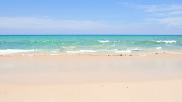 HD Sea with beach
