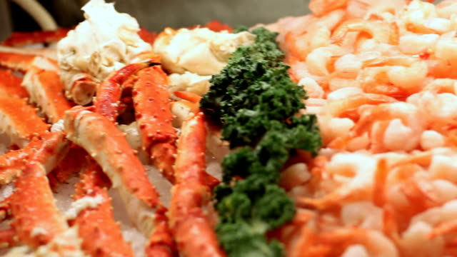 Seafood, crabs, shrimp, grocery, deli, food, fish