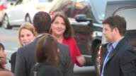 Sean Astin arrives at the Mom's Night Out premiere in Hollywood Celebrity Sightings in Los Angeles on April 29 2014 in Los Angeles California