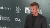CHYRON – Sean Penn Friends HAITI TAKES ROOT Benefit Dinner Auction Supporting J/P Haitian Relief Organization at Sotheby's on May 05 2017 in New York...