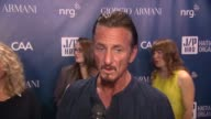 Sean Penn Friends HELP HAITI HOME A Gala to Benefit J/P Haitian Relief Organization Presented by Giorgio Armani Beverly Hills California United...