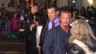Sean Penn Josh Brolin at Gangster Squad Los Angeles Premiereon 1/7/2013 in Hollywood CA