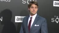 Sean Stone at the Premiere Of AMC's 'The Son' on April 03 2017 in Hollywood California
