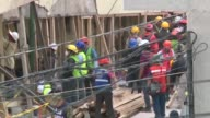 Search missions continue for 30 missing children after a three story wing of the Enrique Rebsamen school collapsed after a 71 magnitude quake struck...