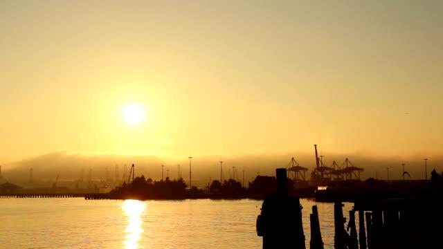 Seattle Shipping Yard